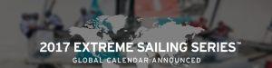 calendrier 2017 des Extreme Sailing Series : à la conquête du continent américain
