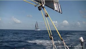 Vendée Globe J+10 : à l'envers et à l'endroit