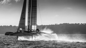 Louis Vuitton America's Cup World Series Fukuoka : La Der des ders remportée par Groupama Team France