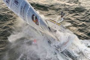 Vendée Globe : Leeuwin record for leader Le Cléac'h, damage for Josse and Attanasio