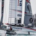 America's Cup : Tension mounts