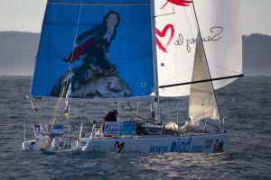 Solitaire URGO Le Figaro : Une nuit sportive