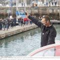 Top départ du Tour du Monde à l'Envers Yves le Blevec : «Il y a forcément un petit vertige»