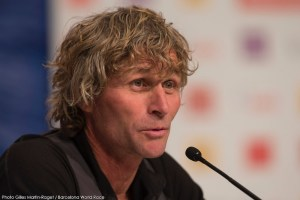 Route du Rhum-Destination Guadeloupe : Today's analysis by Bernard Stamm