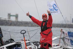 Solitaire URGO Le Figaro : Anthony Marchand vainqueur de la 3ème étape