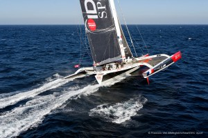 Record La Mauricienne : Francis Joyon expected to finish in Mauritius on Friday