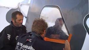 Brest Atlantiques : Images du bord – Actual Leader #16