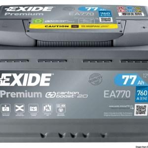 Batteria Premium 105 Ah 12 404 05 Osculati