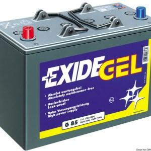 Batteria Exide Gel 200 Ah 12 413 20 Osculati