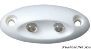 Tromba Inox Doppia Compatta 21 451 52 Osculati