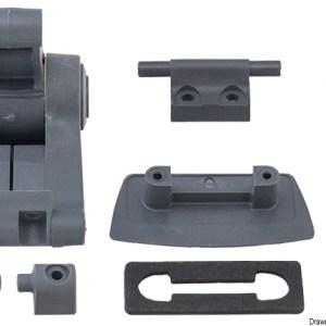 Anodo Barra Alluminio Yamaha 43 254 11 Osculati