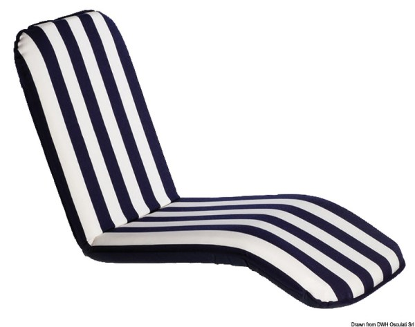 Comfort Seat Large Blu 24 804 01 Osculati
