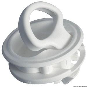 Alzapagliolo Nylon Bianco 38 147 00 Osculati