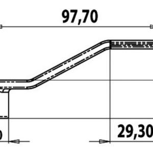 Viti Sv Goc Cro 5x30 Aisi 304 Met Tgs5x30 A2 966 05x030 Osculati