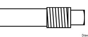 Bandiera Egitto 20 X 30 Cm 35 436 01 Osculati