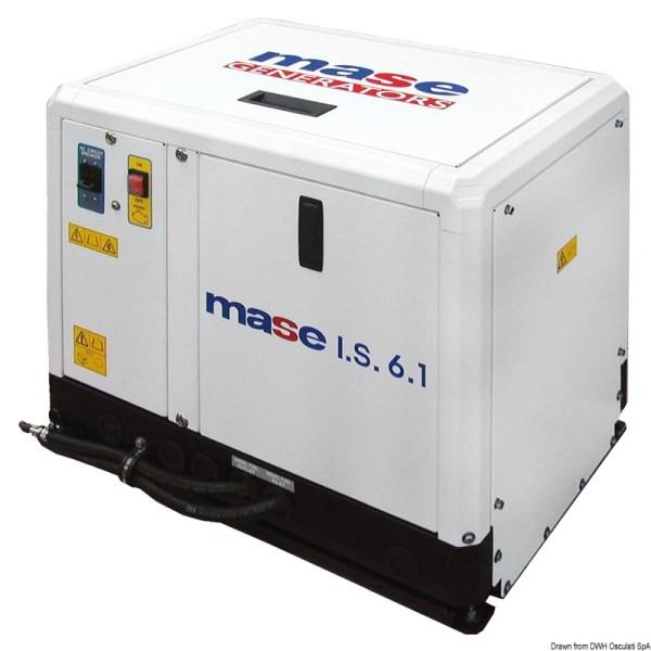 Generatori Mase Linea Is 6 1 50 242 61 Osculati