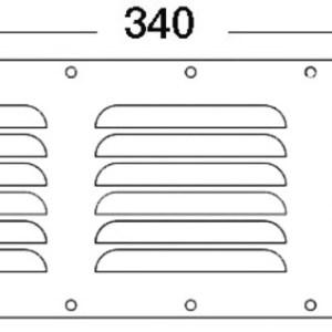Anodo Linea Asse Radice Mm 25 43 225 00 Osculati