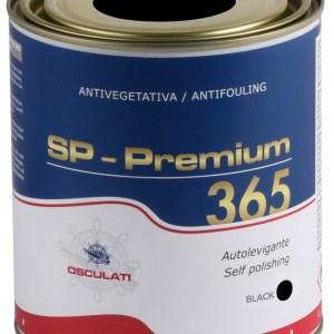 Antivegetativa Autolevigante Premium 365 Bianca 0 75 L 65 602 11 Osculati