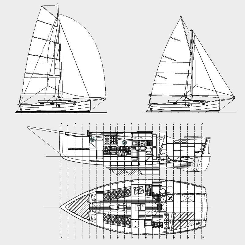 Cape Charles 32 kit di costruzione
