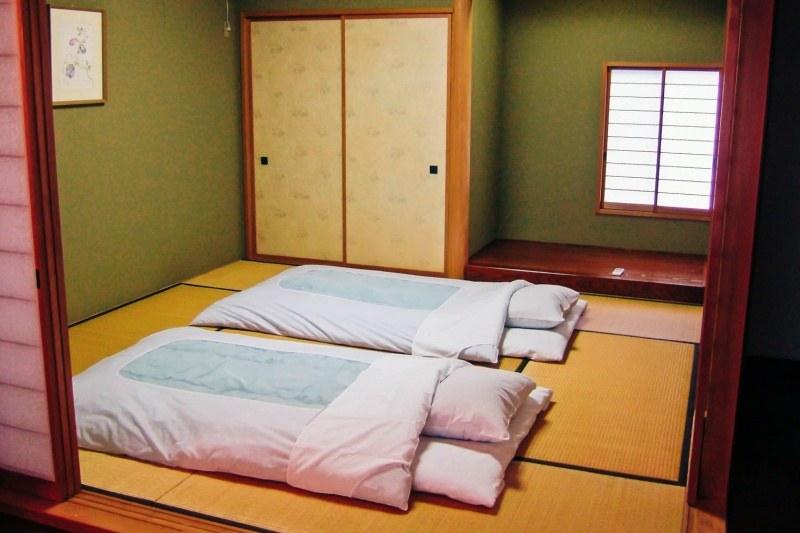 les japonais dorment ils tous sur des