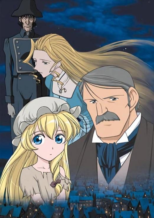 Les Miserables Shoujo Cosette Personnages 13