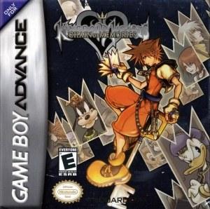 Kingdom Hearts Chain Of Memories Gba