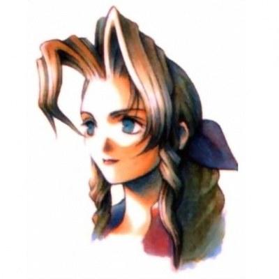 Aerith Gainsborough Final Fantasy VII