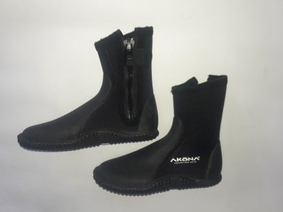 Akona High Cut Booties