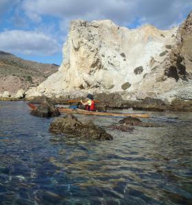 0 nautilus wooden kayaks Cabo de gata 2017  2