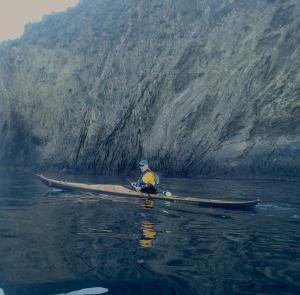 8 nautilus wooden kayaks Cabo de gata 2017 nautiluskayaks rober en travesia