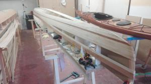 surfski de madera nautilus kayaks 2