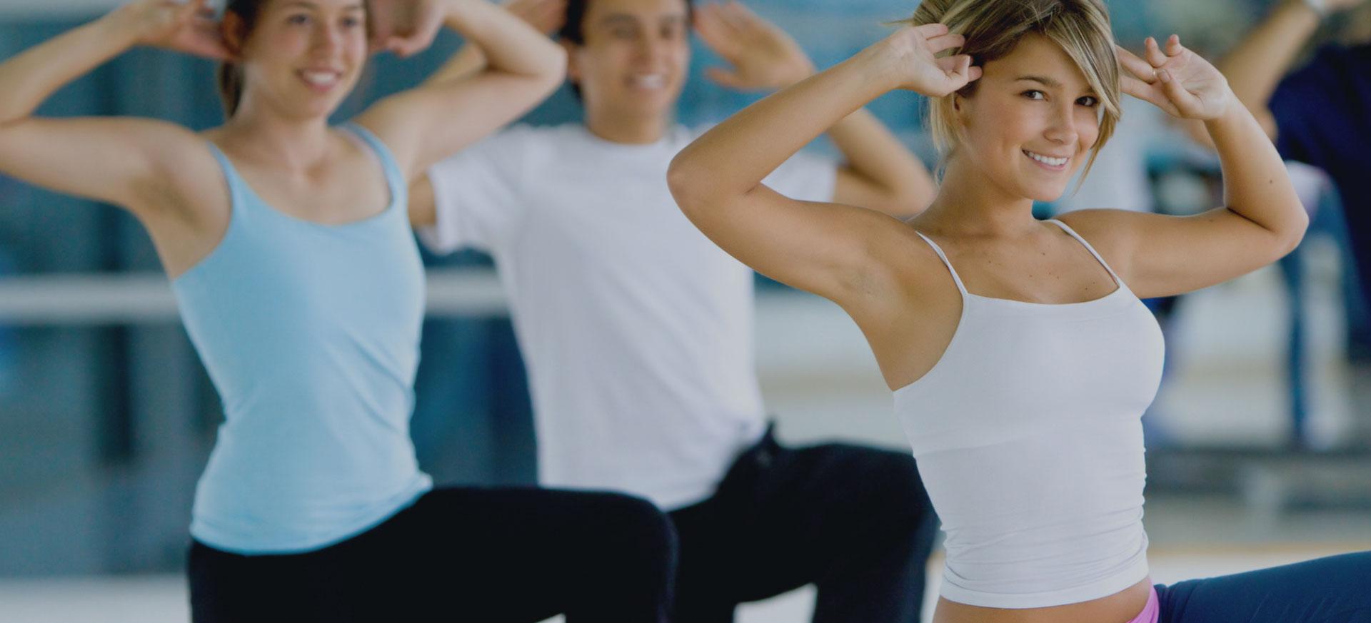 Cardio Dance  Group Classes  Nautilus Plus