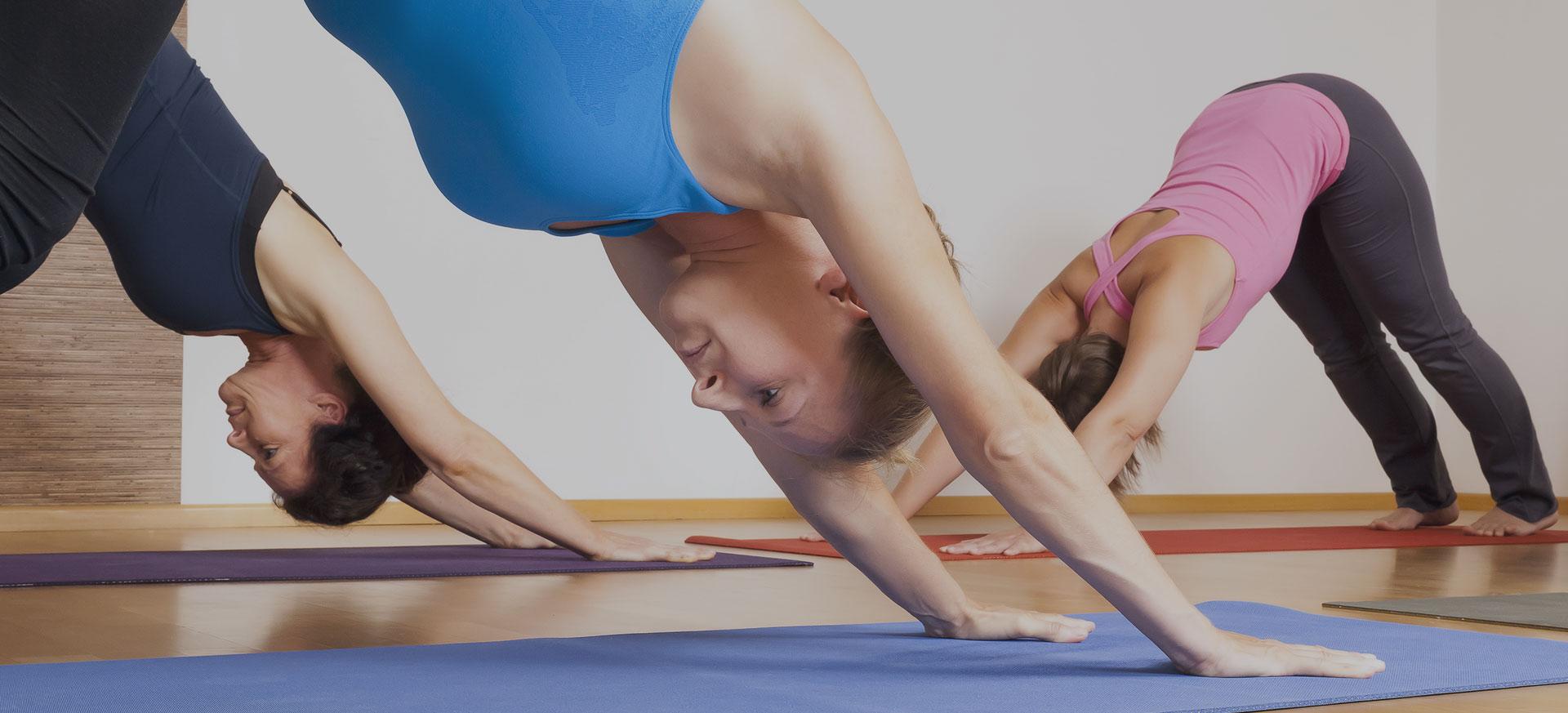 Yogalates  Group Classes  Nautilus Plus