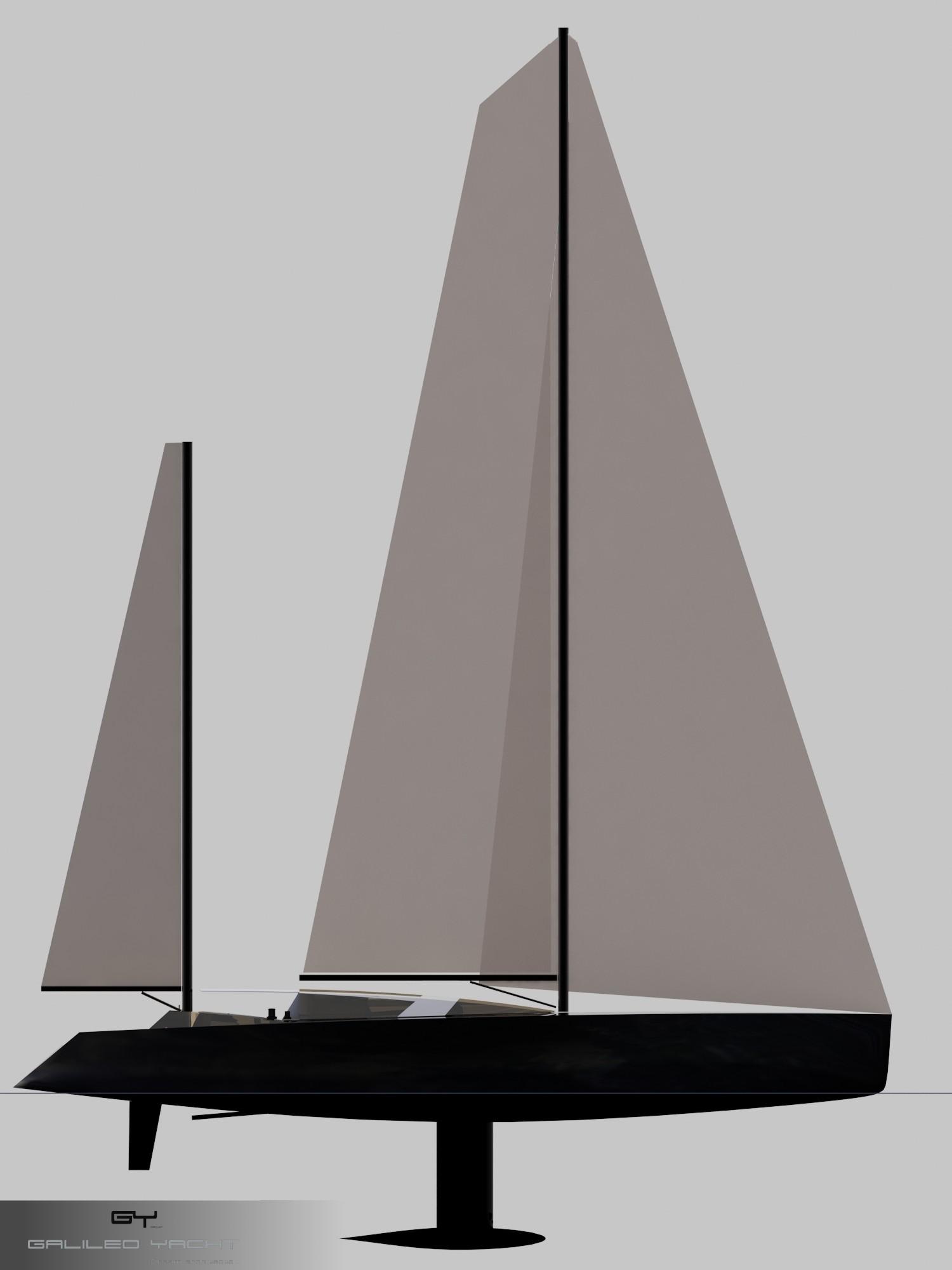 Luc Simon Architecte Naval Bateau Voilier Monocoque