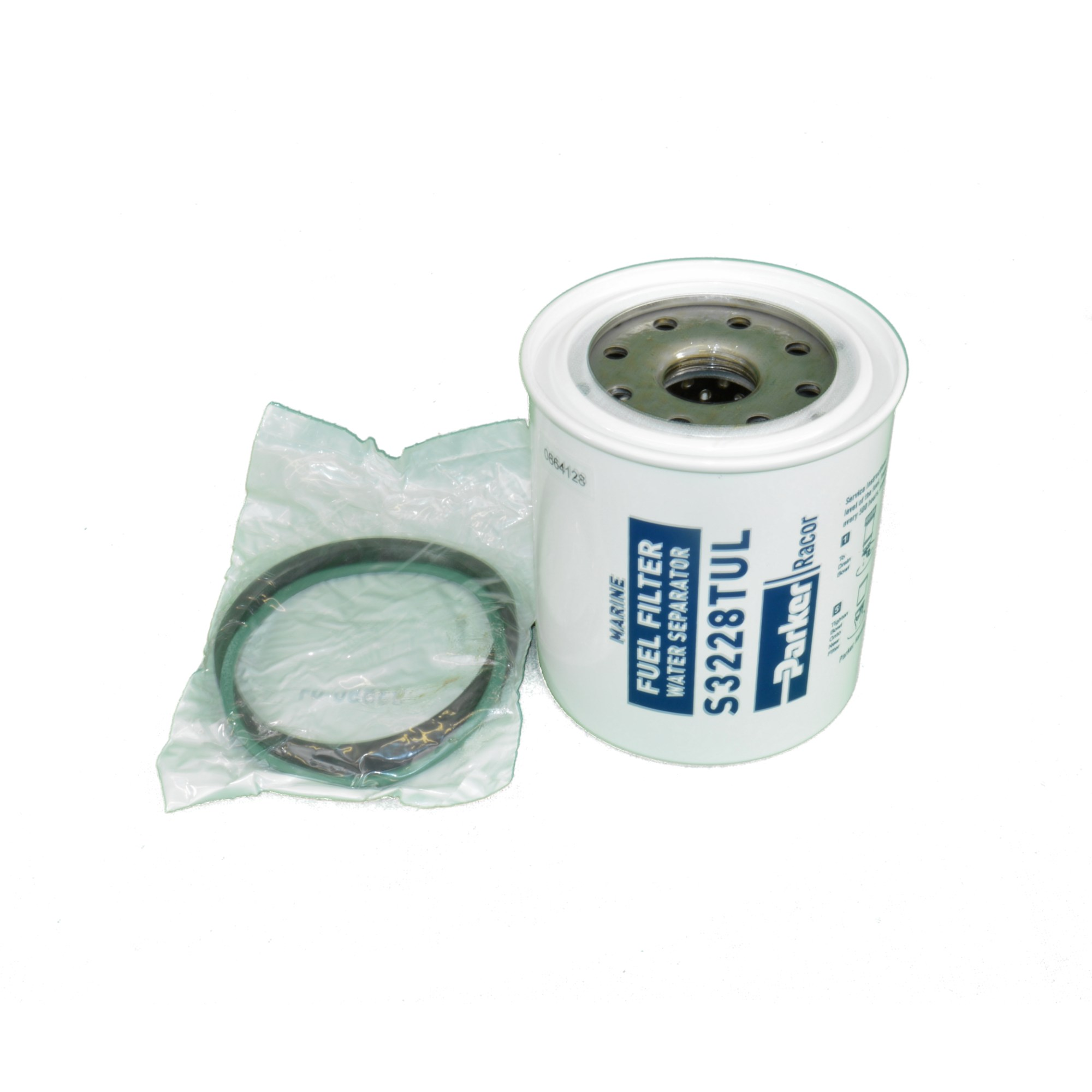 hight resolution of fuel filter racor spin on replacement for pcm spin on r080020