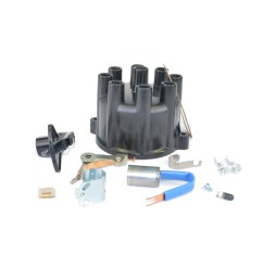tune up kit prestolite screw down cap 1987 later 302 351 ford engines pcm rp173024a [ 2089 x 2089 Pixel ]
