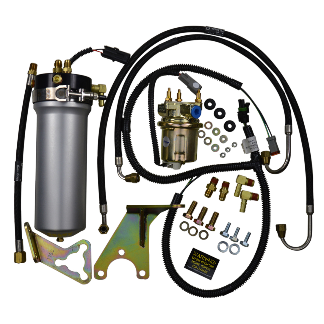 Fuel pump fcc retrofit kit