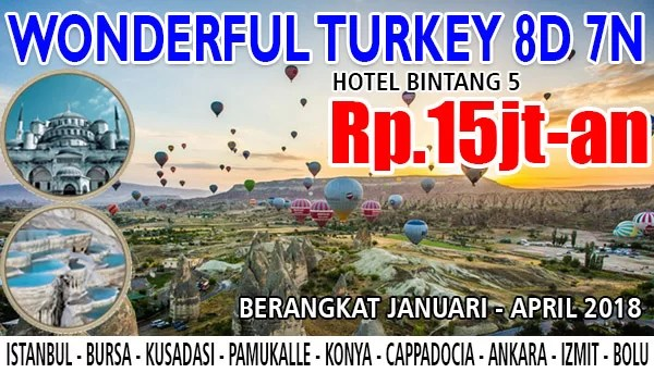 tur wisata turki bintang 5 hanya 15jt-an bersama nava tours 7 of