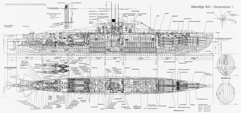 medium resolution of type viib german u boat diagram wiring diagram blog diagram wwii u boat