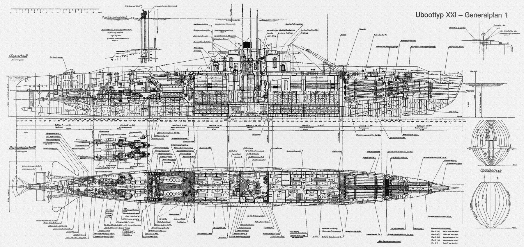 hight resolution of german xxi u boat diagram wiring diagram autovehicle german xxi u boat diagram