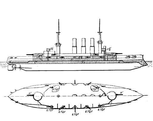 Deutschland class battleships (1904)
