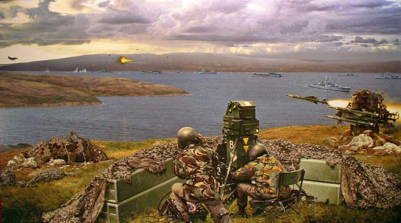 Missiles Falklands War