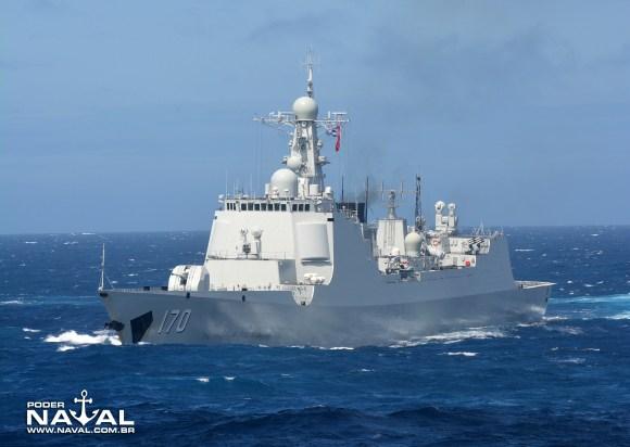 Passex PLA Navy 1099a