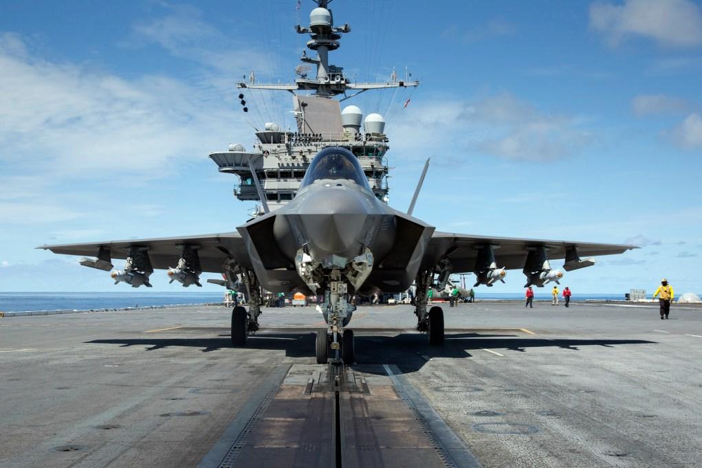 F-35C DT-III