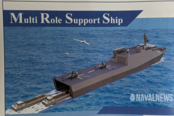 MAST Asia: Mitsui Unveils proposal for the RMN future MRSS tender