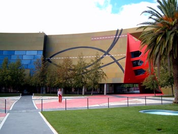 National Museum, exterior