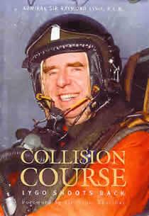 Collison Course book cover