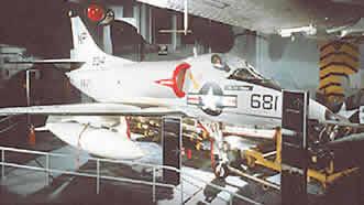 Hangar Deck display