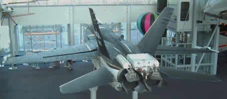 F-18 test