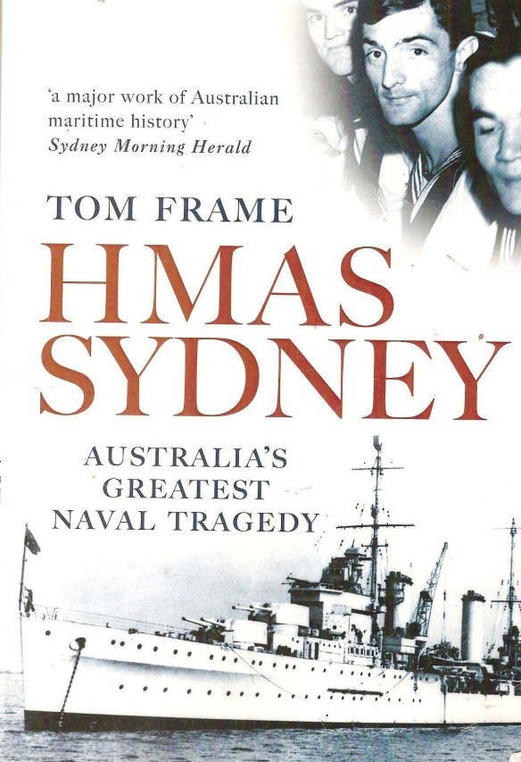 hmas sydney book cover